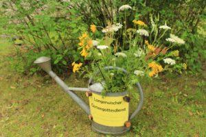 1. Langerwischer Gartengottesdienst 2017